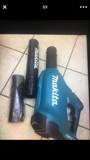 Makita Blower 18+18=36 V brushless ( tool only) FIRM Precio Fijo for Sale in Long Beach, CA