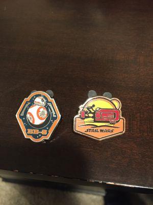 Disney Star Wars pins for Sale in Sugar Grove, IL