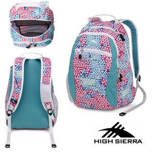 Final Sale NWT High Sierra Curve Backpack for Sale in WDM, IA
