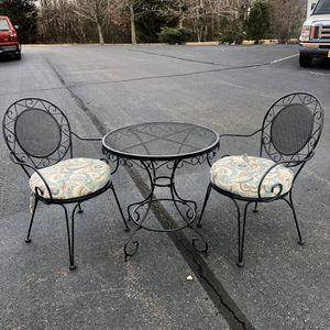 3-piece Bistro Set for Sale in Lake Ridge, VA