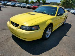 2002 Ford Mustang, CLEAN CARFAX for Sale in Phoenix, AZ