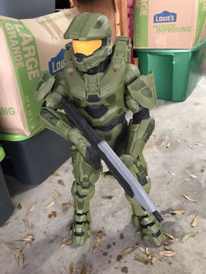 Halo Master Chief Action Figure for Sale in Grand Prairie, TX