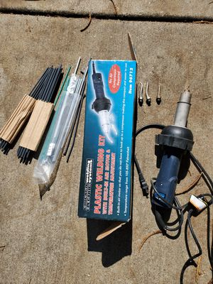 Plastic Welding 1300 watts, 850 degrees for Sale in Nashville, TN