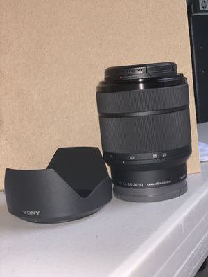 Sony 28-70mm F3.5-5.6 FE OSS Interchangeable Standard Zoom Lens for Sale in Southington, CT