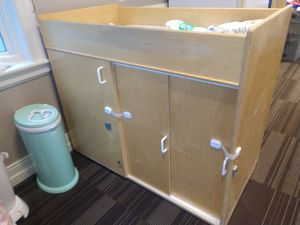 Oak Changing Table for Sale in Wexford, PA