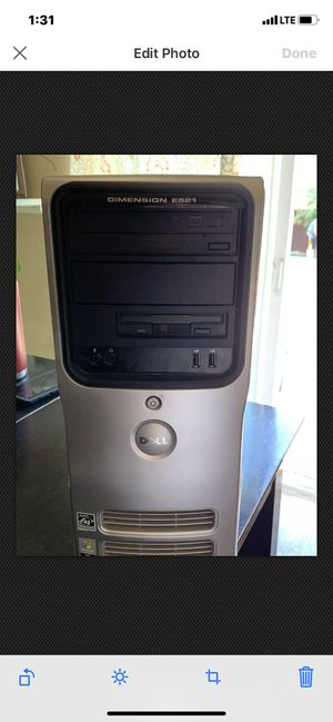 Dell Dimension E521 for Sale in Fountain, CO