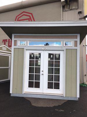 Tuff Shed Studio 8x10 for Sale in Modesto, CA