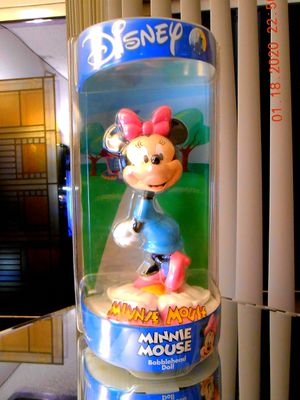 MINI MOUSE BOBBLEHEAD for Sale in Portland, OR