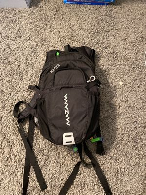 Mazama hiking backpack with water pouch for Sale in Fontana, CA