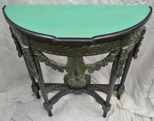 Original Hand Carved and Hand Painted Furniture Art for Sale in North Las Vegas, NV