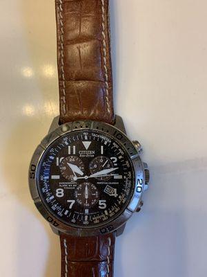 Citizen Bl5250-02L Titanium Eco Drive men's watch for Sale in Lawrenceville, GA