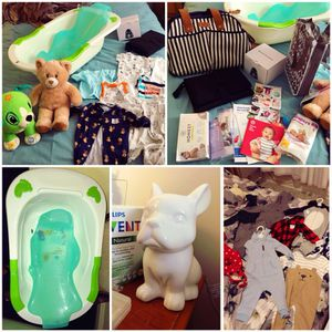 Baby stuff for Sale in Bronx, NY