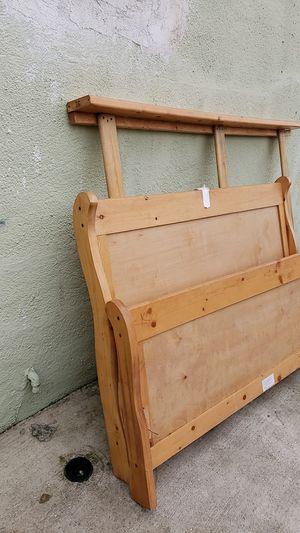 Bed Frame Full Size for Sale in Modesto, CA