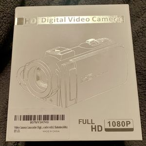 Full HD 1080P Video Camera Bundle for Sale in Spring, TX