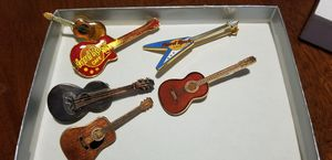 Guitar brooches for Sale in Austin, TX