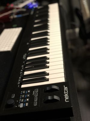 NEKTAR IMPACT GX61 : COMPACT. POWERFUL. CONTROL keyboard for Sale in New Britain, CT