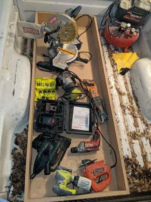 LOT of Tools: Power, hand tools, Ladders, more for Sale in Austin, TX