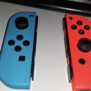 Nintendo Switch Original Joy-cons for Sale in Huntington Beach, CA