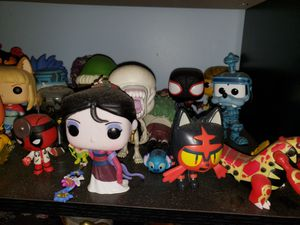 Funko pop assorted for Sale in Franklinton, NC