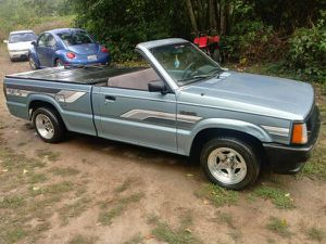 1986 Mazda B2000 for Sale in Gig Harbor, WA