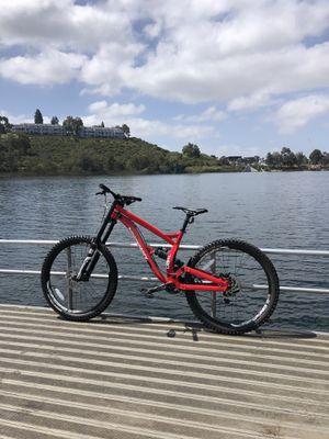 "Mountain Bike downhill Bicycle Full suspension Diamondback DB-8 27 1/2"" wheels medium frame size for Sale in San Diego, CA"