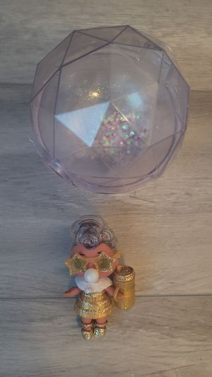 Lol Surprise winter Disco Glitter Globe Doll for Sale in Temecula, CA