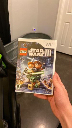 Lego Star Wars 3 Wii for Sale in Surprise, AZ