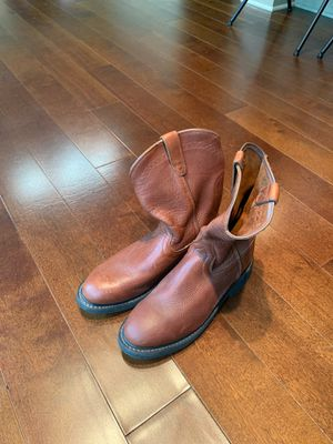 Ariat Leather Work Boots (size 12) for Sale in Arlington, VA