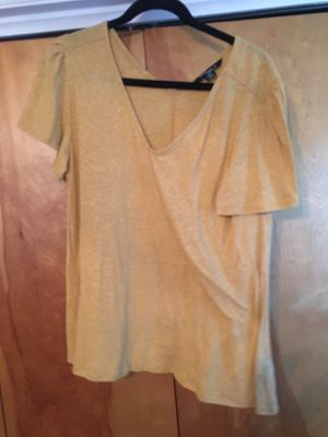 1X cute fall top for Sale in US