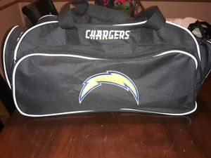 Chargers duffle bag for Sale in Rancho Cucamonga, CA