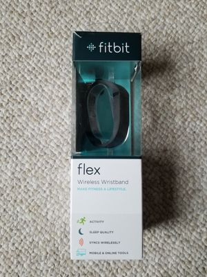 Brand new in box Fitbit Flex fitness tracker for Sale in Farmington, MI