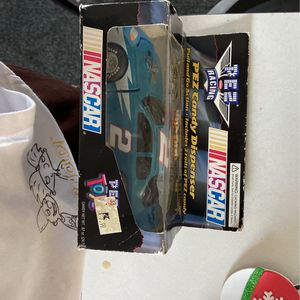 2003 Rusty Wallace PEZ Candy Racing Toy ( Unopened) for Sale in Norwalk, OH
