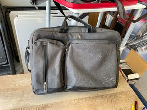 Grey laptop bag and backpack for Sale in Tolleson, AZ