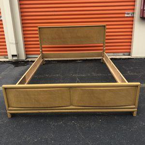 Full Size Bed Frame for Sale in Lake Ridge, VA