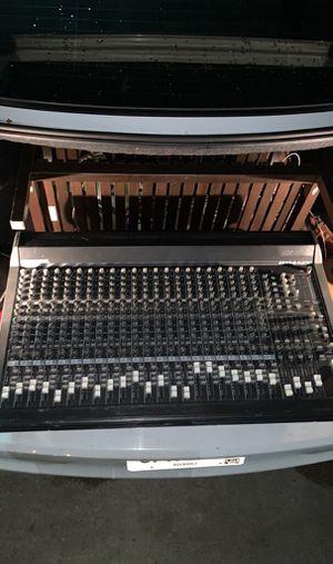 Mackie SR24.4 VLZ Pro Mixer for Sale in Atlanta, GA