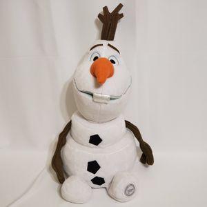 "Disney Store Authentic Frozen OLAF Snowman Plush Stuffed Animal Toy 17"" inches for Sale in La Grange Park, IL"