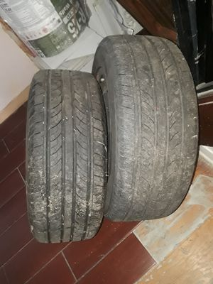 All 4 tires - 215/55 R16 - for Sale in Niagara Falls, NY