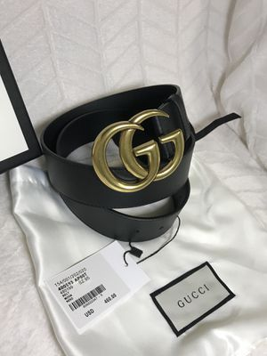 Gucci GG 1.5 Inch Marmont Belt **Authentic for Sale in Queens, NY