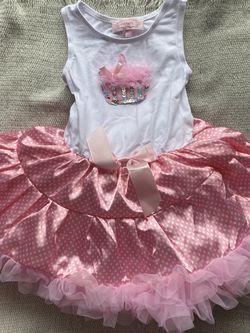 Cute Girls 24mo Cupcake Dress for Sale in Woodinville,  WA
