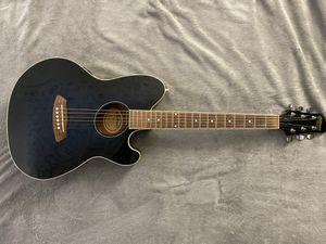 Ibanez TalmAn Inter City TCY10TBS acoustic/electric guitar for Sale in Seattle, WA