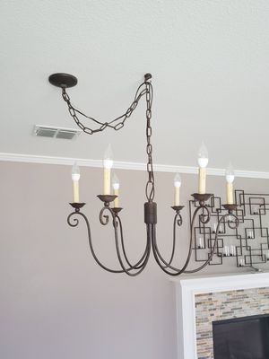 Chandelier- light fixture for Sale in Frisco, TX