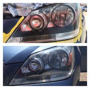 Honda Odyssey 2005-2007 Halogen LED hid headlight for Sale in Fontana, CA