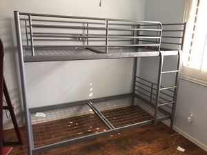 Twin bunk bed for Sale in Scottsdale, AZ