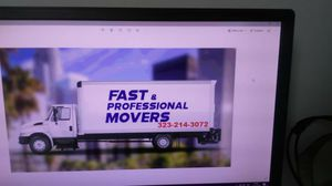 home or office mover furniture for Sale in Marina del Rey, CA