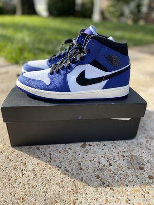 "Jordan 1 ""deep royal blue black"" for Sale in Houston, TX"