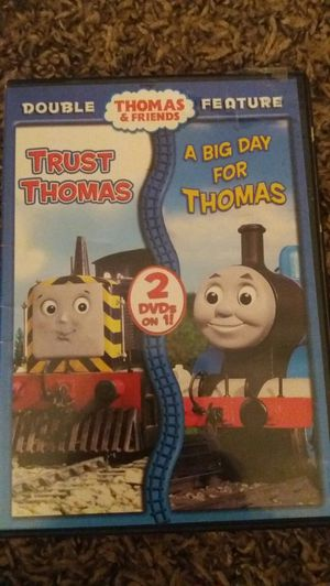 THOMAS & FRIENDS Double Feature (DVD) for Sale in Lewisville, TX