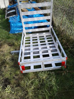 Cargo cart with a hitch for Sale in Tacoma, WA
