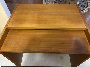 Solid oak desk for Sale in Dublin, OH