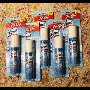 5 Lysol To Go for Sale in Arlington, VA