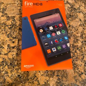 Fire HD 8 with Alexa Tablet for Sale in Whittier, CA